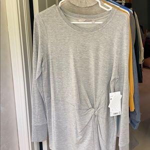 Athleta Clarity Sweatshirt NWT
